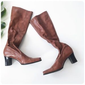 Franco Sarto knee high boots 7 M
